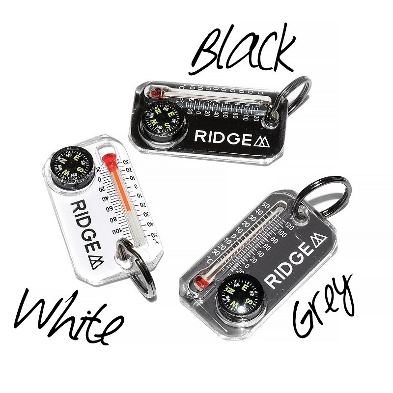 RIDGE Therm-o-compass<img class='new_mark_img2' src='https://img.shop-pro.jp/img/new/icons5.gif' style='border:none;display:inline;margin:0px;padding:0px;width:auto;' />
