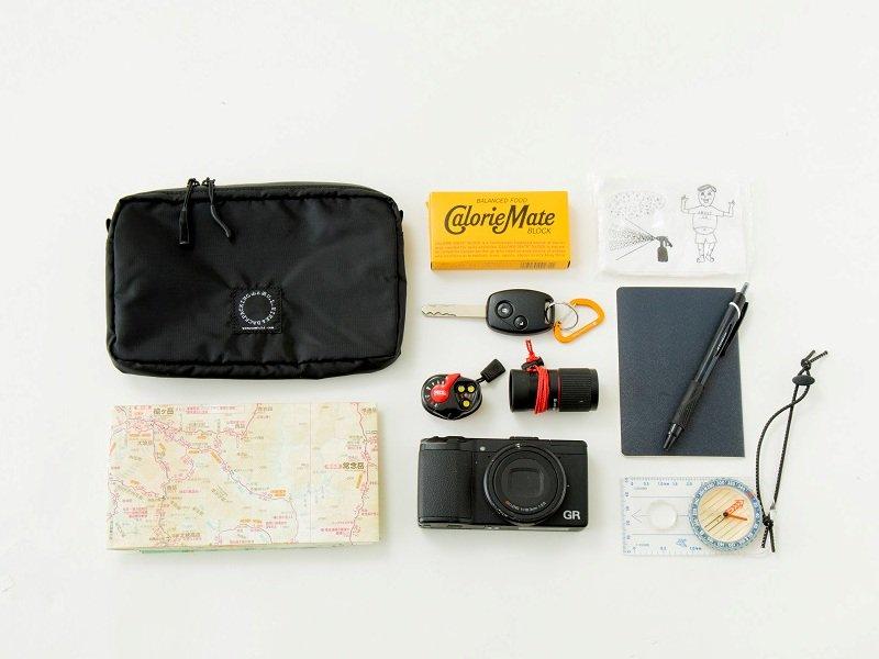 山と道 Zip Pack