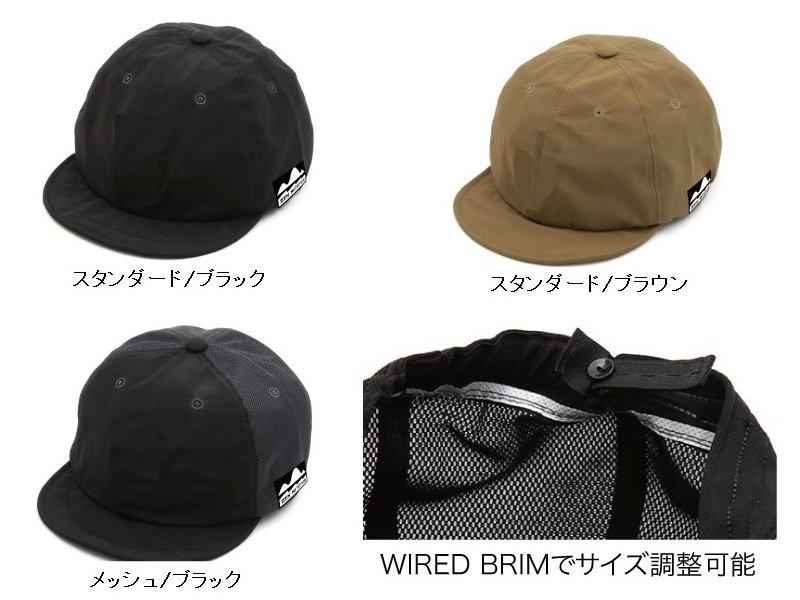 HANAI x CLEF WIRED B/CAP<img class='new_mark_img2' src='https://img.shop-pro.jp/img/new/icons5.gif' style='border:none;display:inline;margin:0px;padding:0px;width:auto;' />