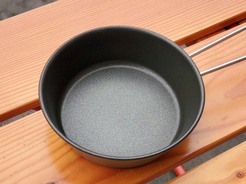 Titanium stacking cooker 650FC