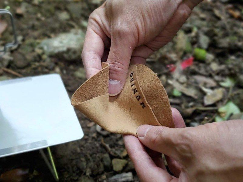 MUNIEQ Leather Pad