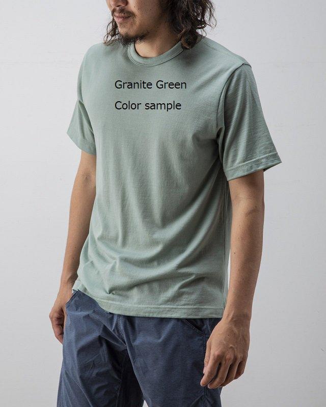 山と道 Merino Henry Neck T-shirt<img class='new_mark_img2' src='https://img.shop-pro.jp/img/new/icons5.gif' style='border:none;display:inline;margin:0px;padding:0px;width:auto;' />