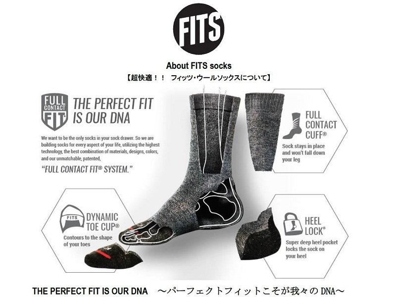 Fits Light Hiker Quarter<img class='new_mark_img2' src='https://img.shop-pro.jp/img/new/icons59.gif' style='border:none;display:inline;margin:0px;padding:0px;width:auto;' />