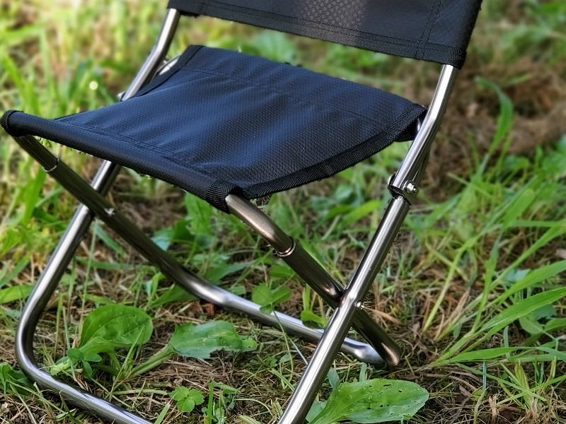 UL Aluminium Chair