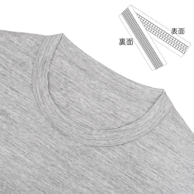 Merino Basic Tee Short Sleeve<img class='new_mark_img2' src='https://img.shop-pro.jp/img/new/icons5.gif' style='border:none;display:inline;margin:0px;padding:0px;width:auto;' />