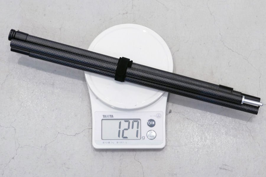 Carbon Fiber Multi Tent Pole<img class='new_mark_img2' src='https://img.shop-pro.jp/img/new/icons59.gif' style='border:none;display:inline;margin:0px;padding:0px;width:auto;' />