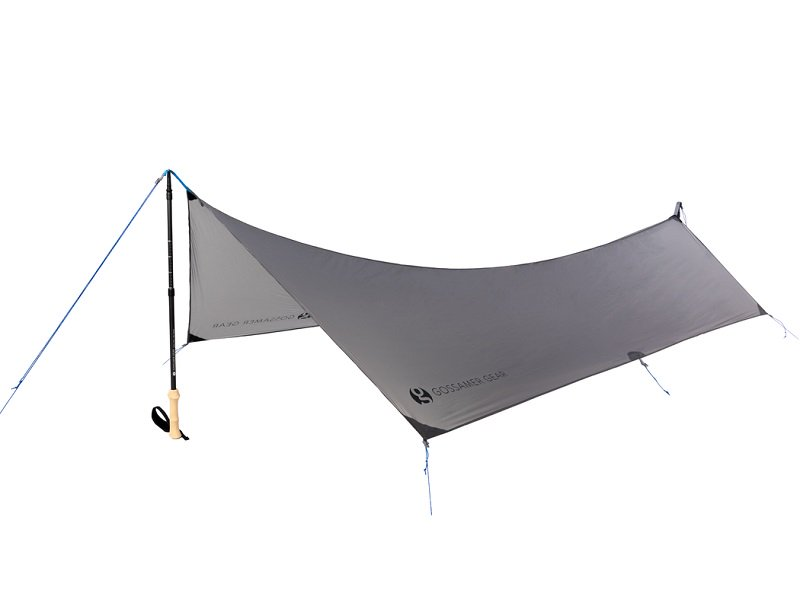 Gossamer Gear Solo Tarp<img class='new_mark_img2' src='https://img.shop-pro.jp/img/new/icons5.gif' style='border:none;display:inline;margin:0px;padding:0px;width:auto;' />