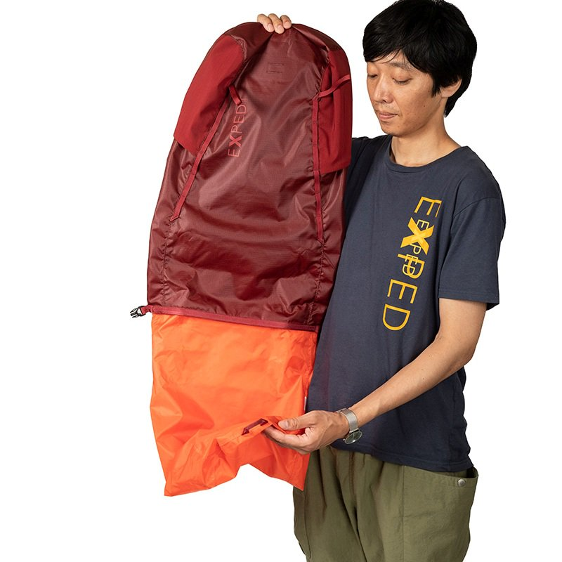 EXPED Typhoon<img class='new_mark_img2' src='https://img.shop-pro.jp/img/new/icons5.gif' style='border:none;display:inline;margin:0px;padding:0px;width:auto;' />