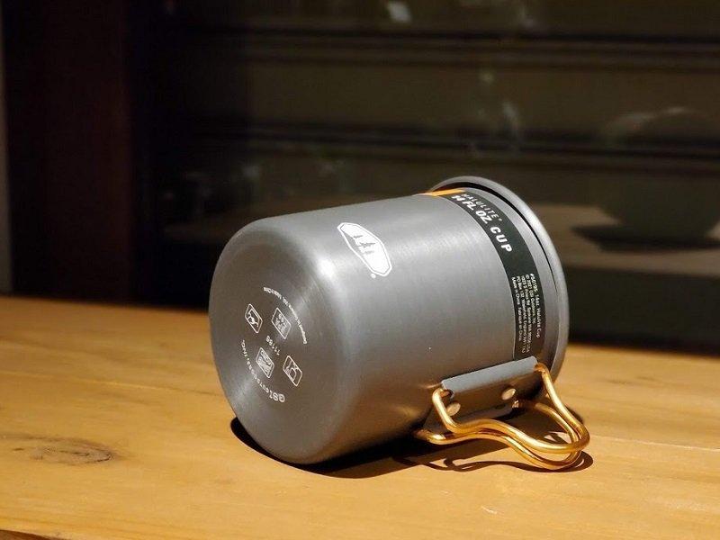 HALULITE Aluminum Cup
