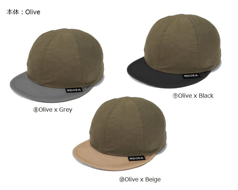 Basic Cap Bi Colour<img class='new_mark_img2' src='https://img.shop-pro.jp/img/new/icons5.gif' style='border:none;display:inline;margin:0px;padding:0px;width:auto;' />