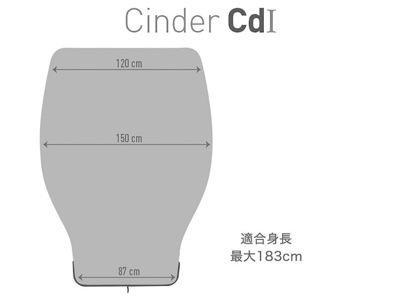 Cinder Cd1<img class='new_mark_img2' src='https://img.shop-pro.jp/img/new/icons5.gif' style='border:none;display:inline;margin:0px;padding:0px;width:auto;' />