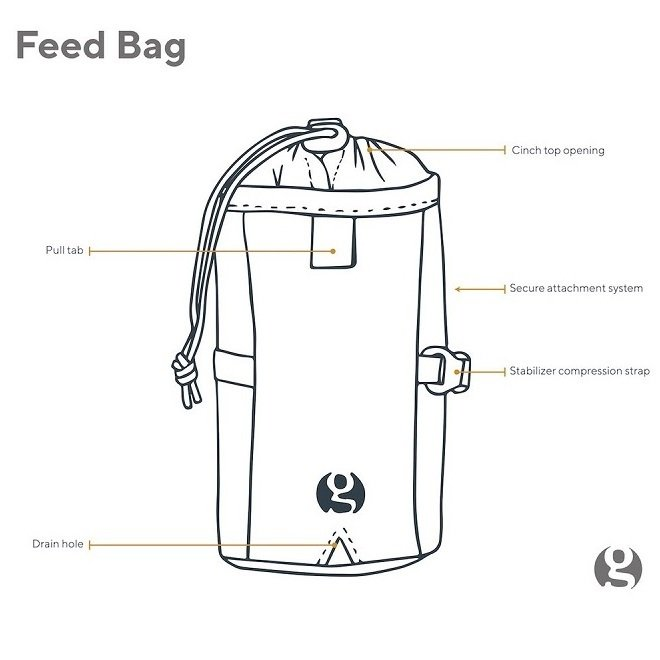 FEED BAG<img class='new_mark_img2' src='https://img.shop-pro.jp/img/new/icons5.gif' style='border:none;display:inline;margin:0px;padding:0px;width:auto;' />