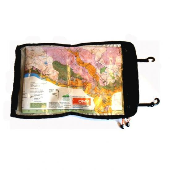 Trio Map Pouch