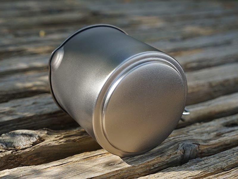 Titanium Mugpot 500