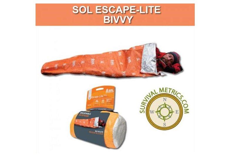 SOL Escape Lite Bivvy