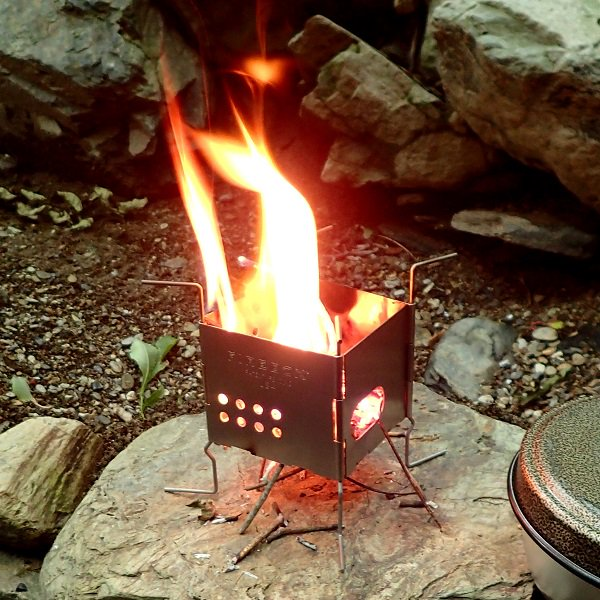 Firebox Nano Stove Ti