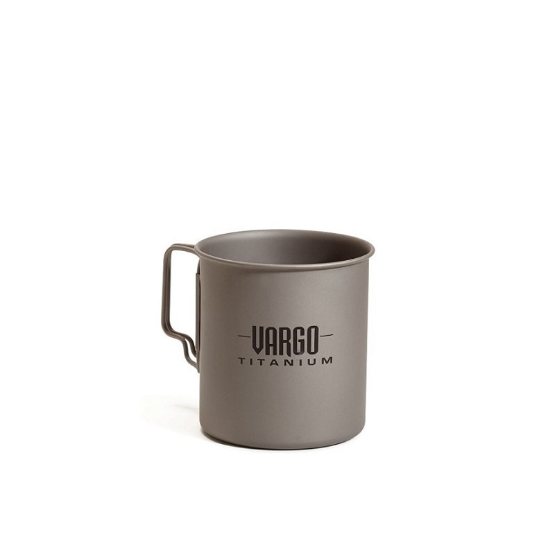 Vargo 450 Titanium Travel Mug