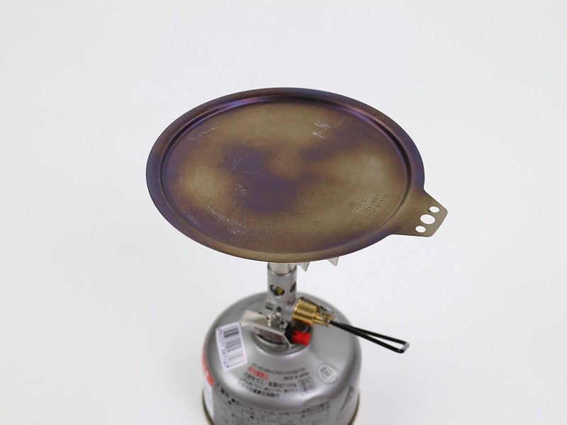 TITANIUM SIERRA CUP LID M