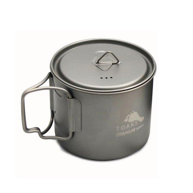 LIGHT Titanium 550 Pot