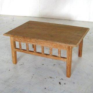 アンティークチーク センターテーブル