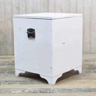 アンティークチーク ホワイトボックス