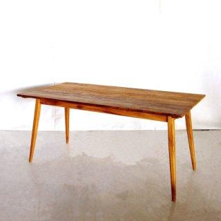 【nature】 チーク4人掛けダイニングテーブル 160cm