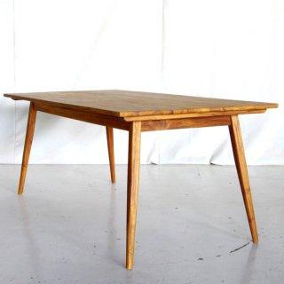 【nature】 チーク6人掛けダイニングテーブル