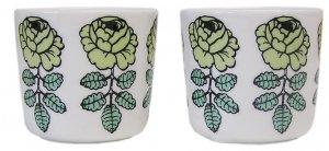 VIHKIRUUSU COFFEE CUP 2PCS SET ライトグリーン