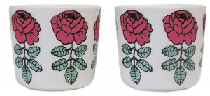 VIHKIRUUSU COFFEE CUP 2PCS SET ピンク