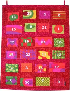 ISOLA'S ADVENT CALENDER