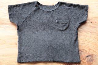 <数量限定>やしゃぶし染 ふわふわHUGパイルTシャツ