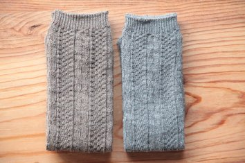 COSMIC WONDER South american wool long socks