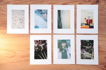 松岡一哲写真集『マリイ』 ポストカード7枚セット