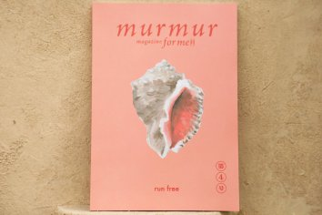 murmur magazine for men 第4号