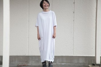 <img class='new_mark_img1' src='https://img.shop-pro.jp/img/new/icons5.gif' style='border:none;display:inline;margin:0px;padding:0px;width:auto;' />COSMIC WONDER Beautiful Organic cotton T-shirt dress(Light rose|Light violet|Ancient clay)
