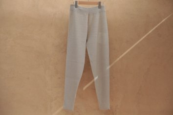 COSMIC WONDER Silk linen wholegarment knit pants