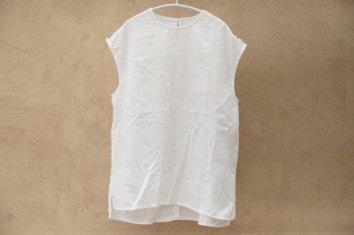 <img class='new_mark_img1' src='https://img.shop-pro.jp/img/new/icons1.gif' style='border:none;display:inline;margin:0px;padding:0px;width:auto;' />COSMIC WONDER Beautiful organic cotton satin tank top(White)