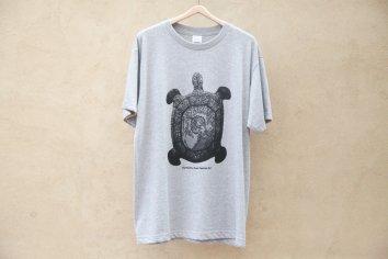 ドゴン族模様Tシャツ