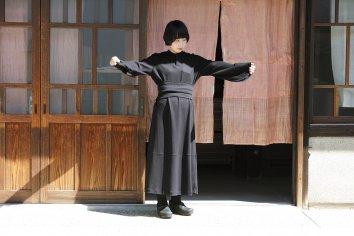 THE HINOKI  オーガニックコットン プルオーバードレス