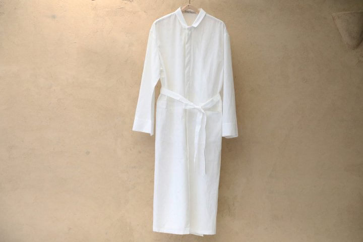<img class='new_mark_img1' src='https://img.shop-pro.jp/img/new/icons14.gif' style='border:none;display:inline;margin:0px;padding:0px;width:auto;' />THE HINOKI Cotton Cache-coeur Dress