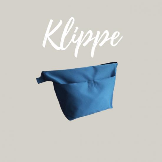 ランチバッグ・チョークバッグの型紙【klippe】クリッペ