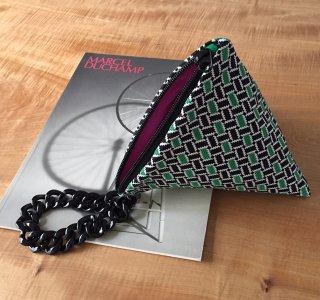 三角ポーチの型紙【trapa】トラパ