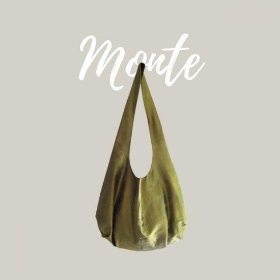 ななめ掛けショルダーの型紙【monte】モンテ