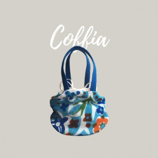 トートバッグの型紙【coffia】コフィア