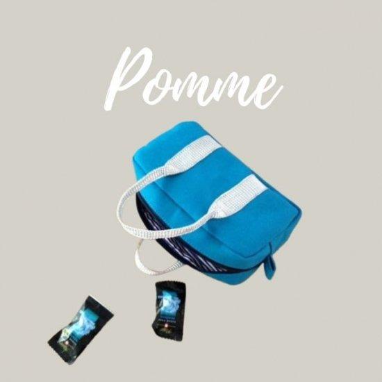 ポーチの型紙【pomme】ポム