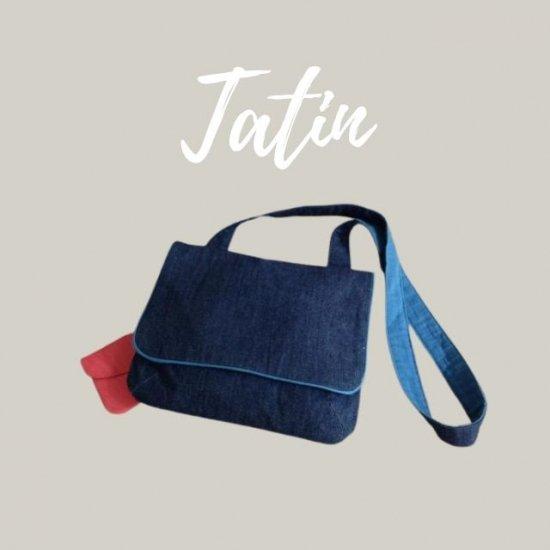 ショルダーバッグの型紙【tatin】タタン