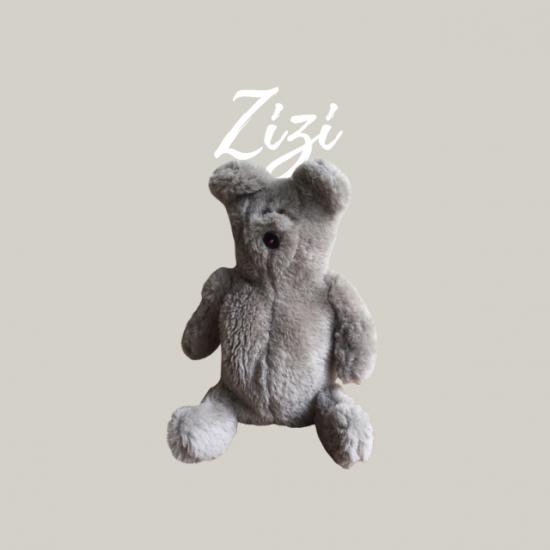 立体くまポーチの型紙【zizi】ヂヂ
