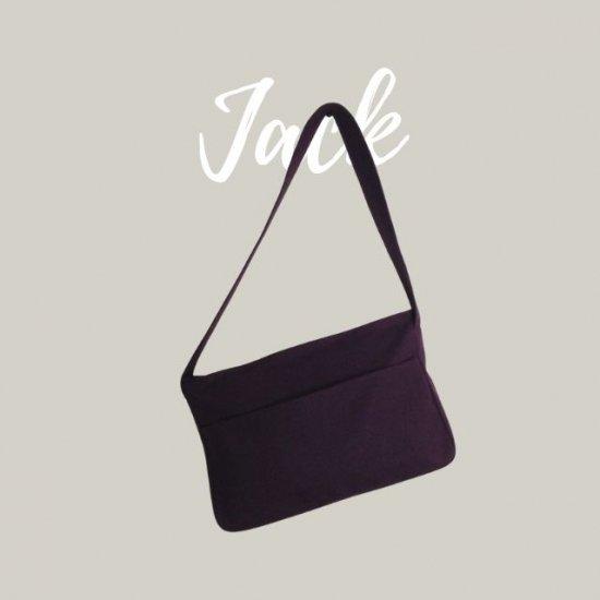 メッセンジャーバッグの型紙【jack】ジャック