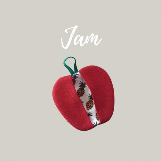 なべつかみの型紙【jam】ジャム
