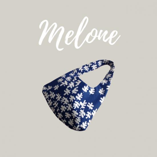 ミニトートの型紙【melone】メローネ